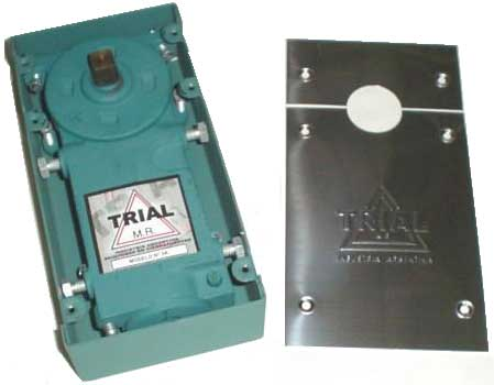 Cierrapuerta hidráulico de Piso Trial modelo 3A